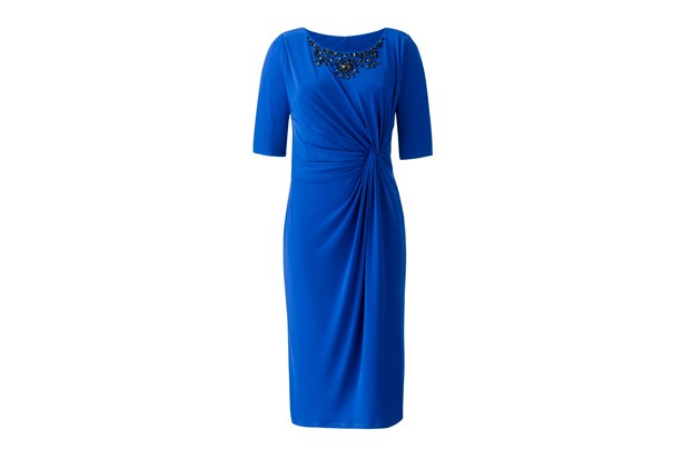 Embellished Twist Knot Dress, £45