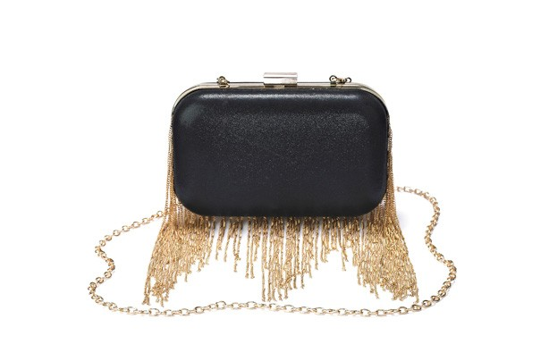 Chain Detail Clutch, £35