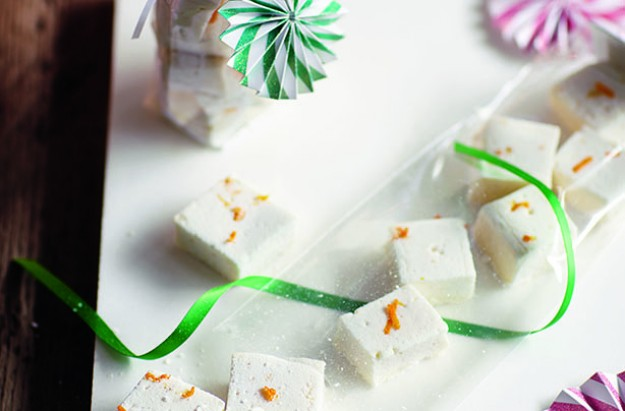 Fluffy Mulled wine Marshmallows