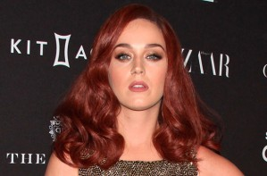 Katy Perry reveals new hairstyle