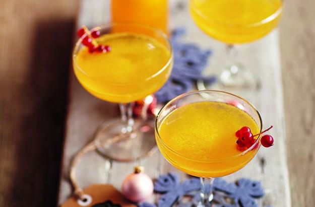 Clementine vodka