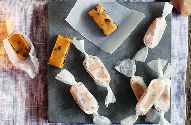 Mince pie fudge