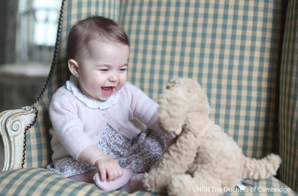 Princess Charlotte, November 2015