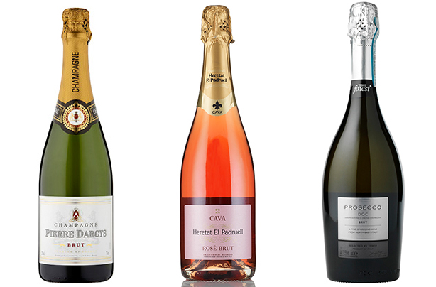 Best Fizzy Wine Under 163 10 Find Cheap Champagne Prosecco