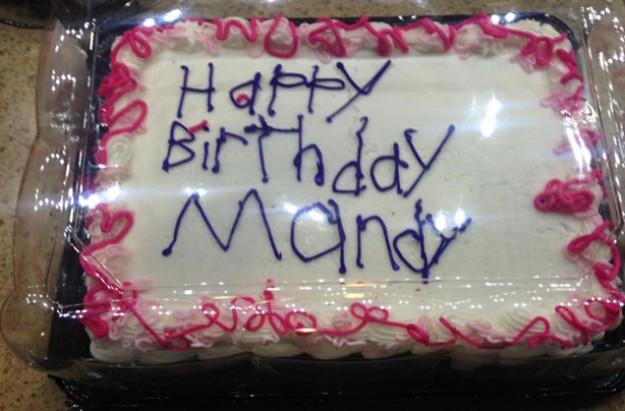 Lisa Sarber Aldrich, autism birthday cake