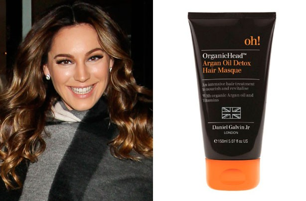 Bargain beauty secrets, Kelly Brook