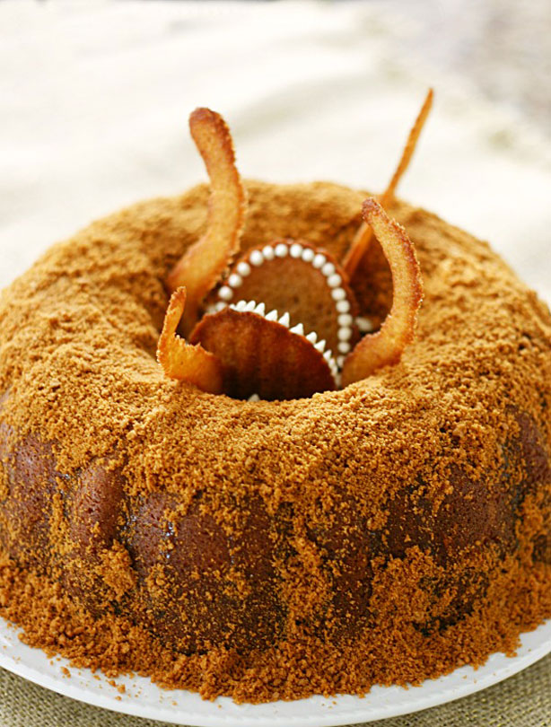 Caramel Bundt Cake Uk