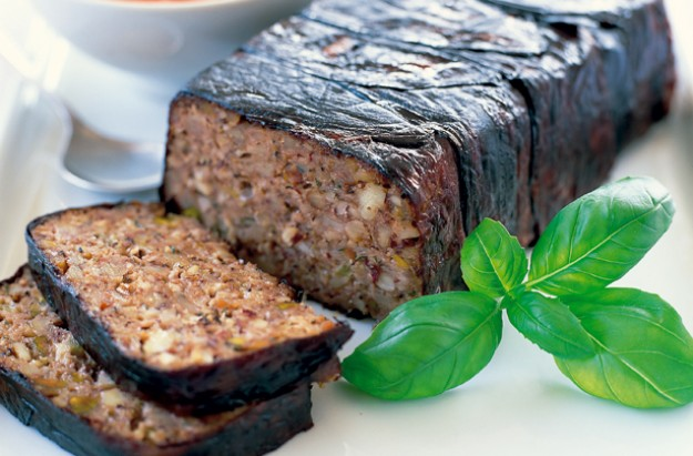Mary Berry's nut roast recipe