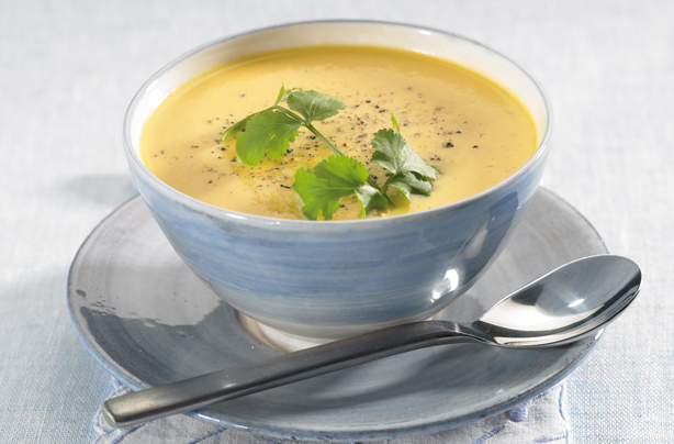Creamy carrot and parsnip soup recipe - goodtoknow