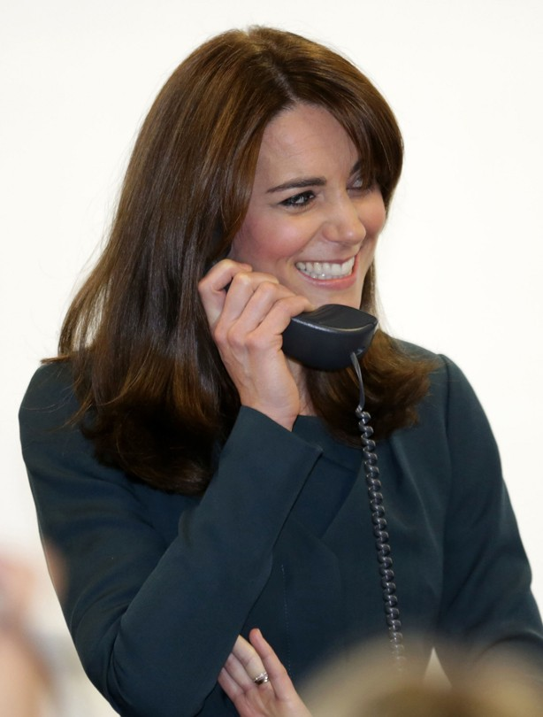 Kate Middleton short hair