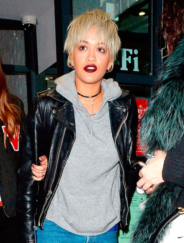 Short haircuts - Rita Ora