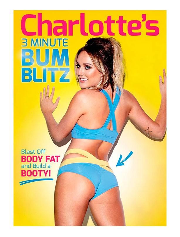 Fitness DVD Charlotte's 3 Minute Bum Blitz