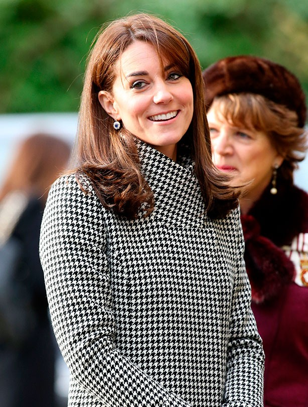 Kate Middleton Action on Addiction, Wiltshire; 10 Dec 2015