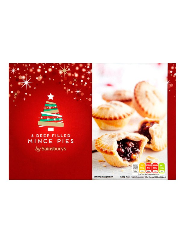 Mince pies 2015