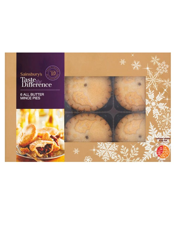 Mince pies 2016