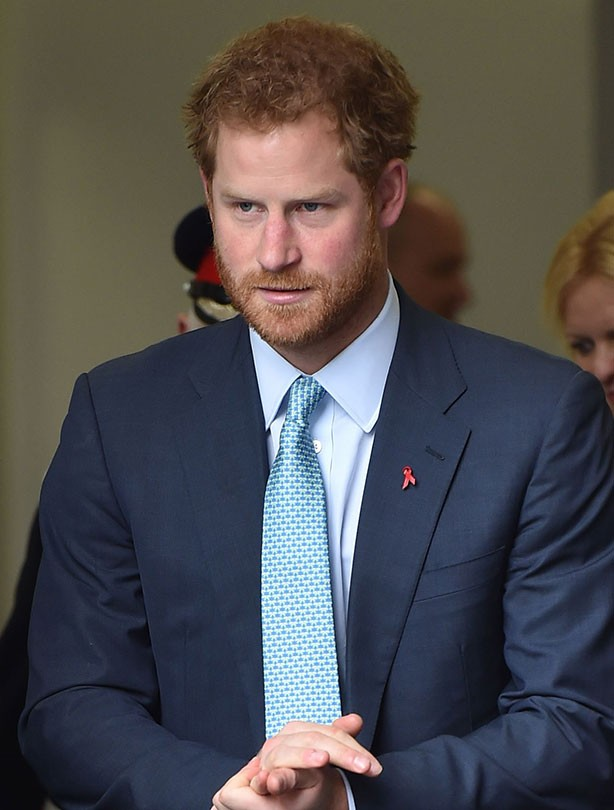 Prince Harry 2015