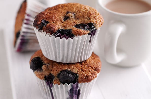 ... recipes - 8. Lisa Faulkner's bran and blueberry muffins - goodtoknow