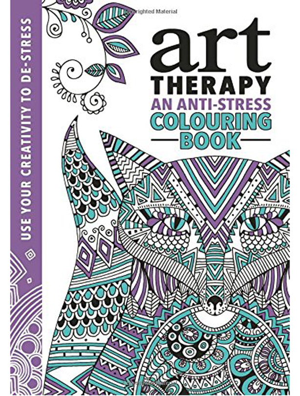 Color Therapy Coloring Book Best Adult Colouring Books 15 Of The For