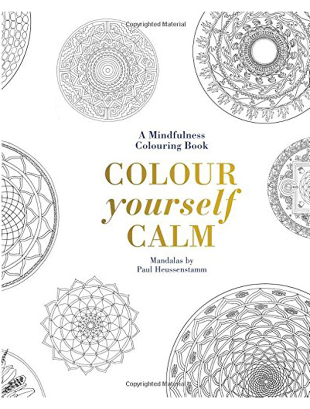 10 Colour Yourself Calm By Tiddy Rowan