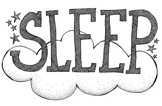 Hour by hour good sleep plan