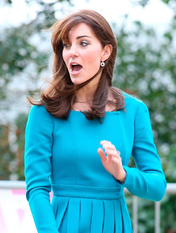 Kate Middleton: 2015