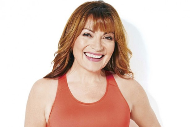 Lorraine Kelly, Fit & Well magazine