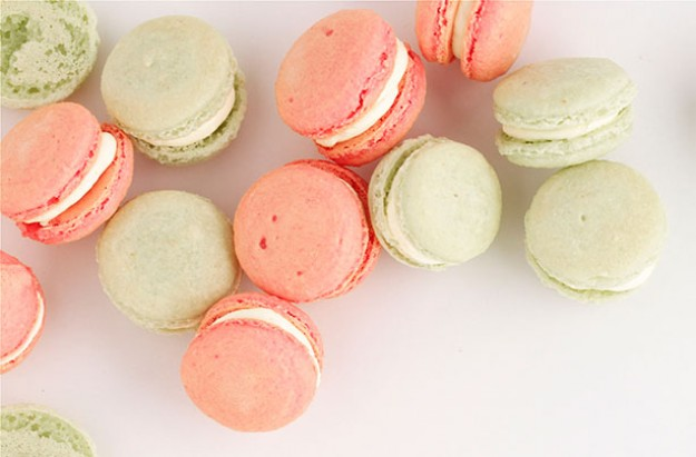 basic macaroon recipe