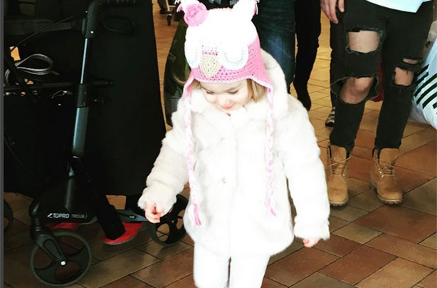 Peter Andre's daughter Amelia