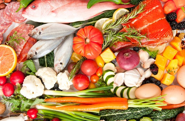 Paleo diet, diet, fish, fruit, vegetable, vegetables