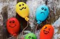 playdough balloon kids' craft