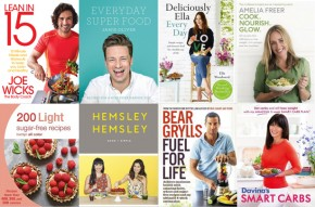 Must-have healthy cookbooks for 2016