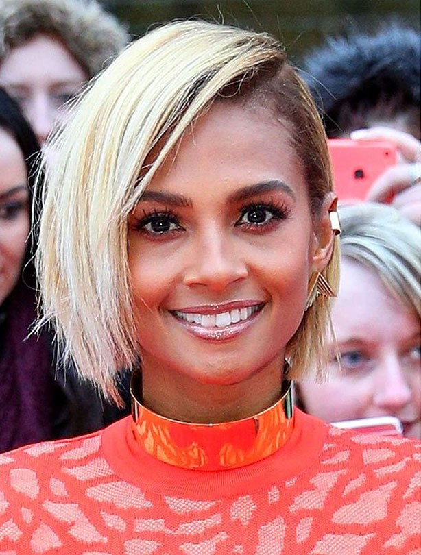 Short haircuts - Alesha Dixon