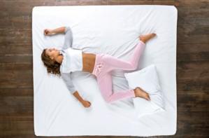 Sleeping positions, sleep positions, woman sleeping, asleep, sleep