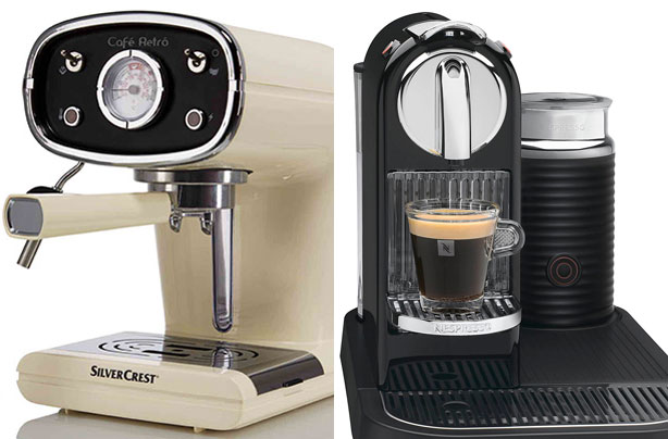 Coffee Maker From Lidl : Cheaper versions of most popular kitchen gadgets - goodtoknow
