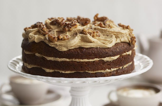 Coffee Flavoured Cake Recipes Easy