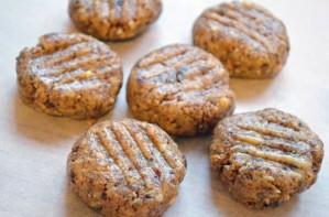 Sugar-free peanut butter cookie dough