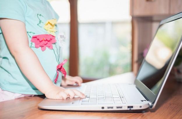 child online data