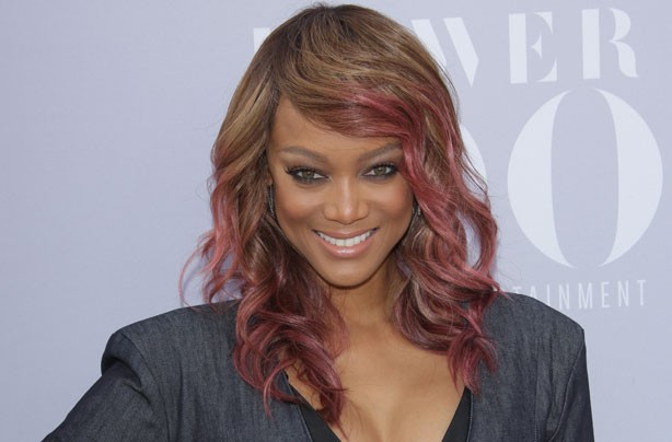 Tyra Banks shares baby news