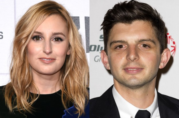 Laura Carmichael Michael Fox Downton Abbey