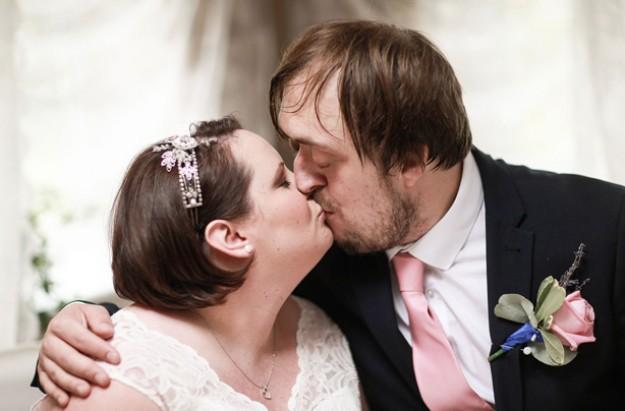 Undateables wedding