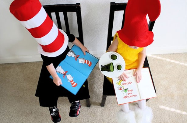 Cat In The Hat World Book Day Costume