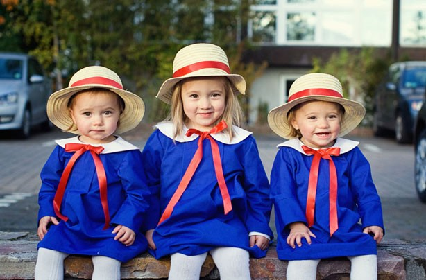Madeline World Book Day Costume
