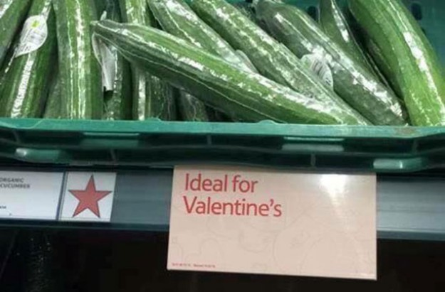 valentine's day tesco