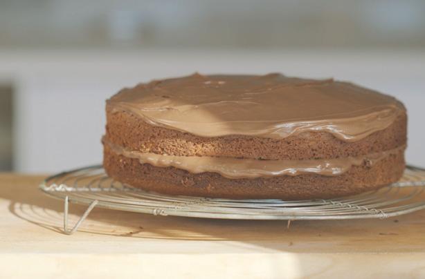 Nutella cake recipes uk