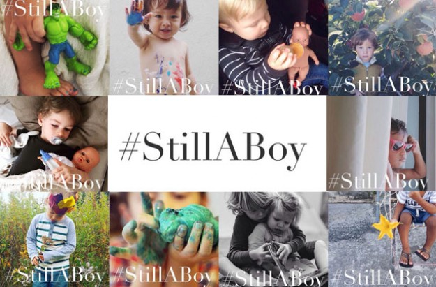 Still A Boy