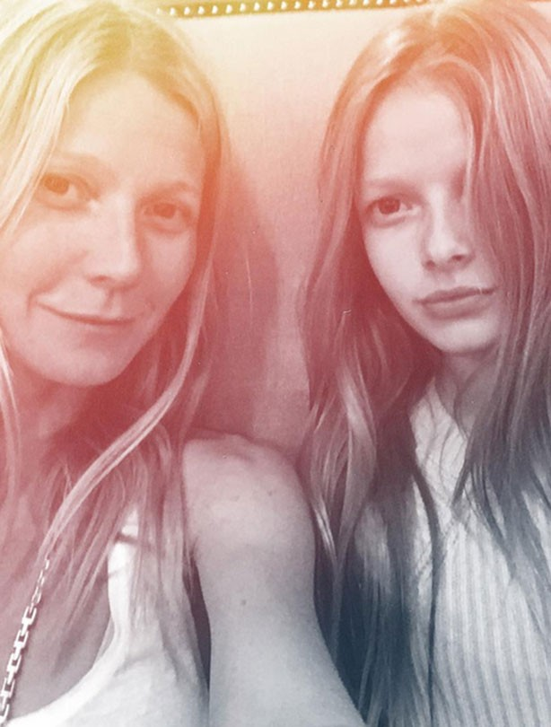 Gwyneth Paltrow Apple Martin