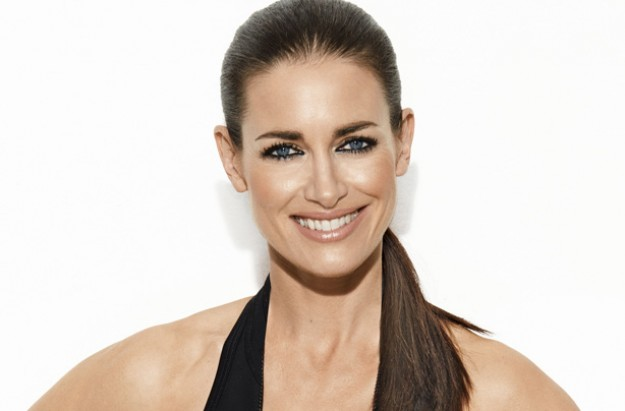 Kirsty Gallacher diet and exercise secrets, Fit and Well