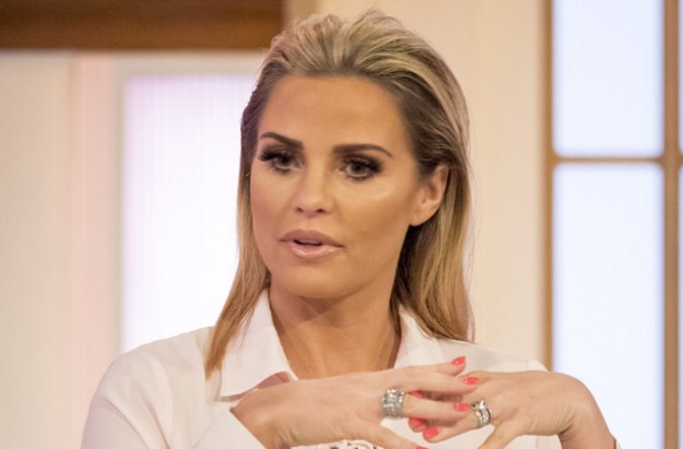 Katie Price postnatal depression Loose Women