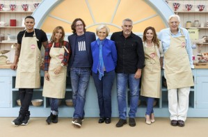 Bake Off Sport Relief 2016 episode 3
