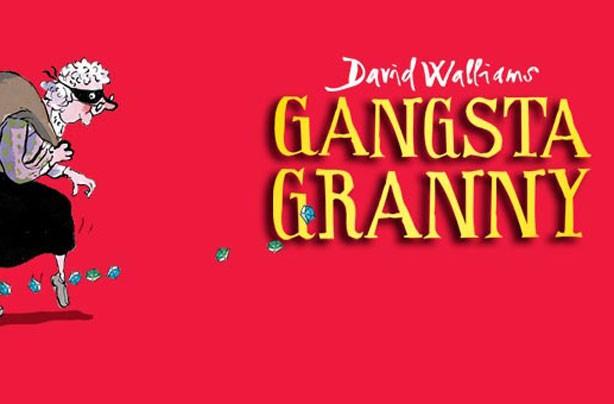 children's books, kid's books, Gangsta Granny